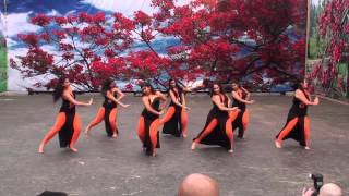 Bhare Naina by Agni Dance at Zilker New Yr. Festival 2015