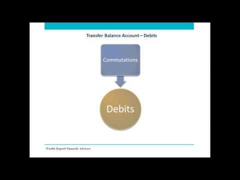 Transfer Balance Cap