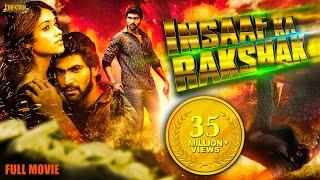 Insaaf Ka Rakshak (2019) | Nenu Naa Rakshasi | New Released Full Hindi Dubbed Movie | Rana Daggubati