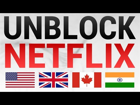 View Netflix From Another Country - Surfshark VPN Extension - Test  / Review