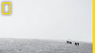 Haunting Words from One of the Most Daring Antarctic Adventures of All Time | Short Film Showcase