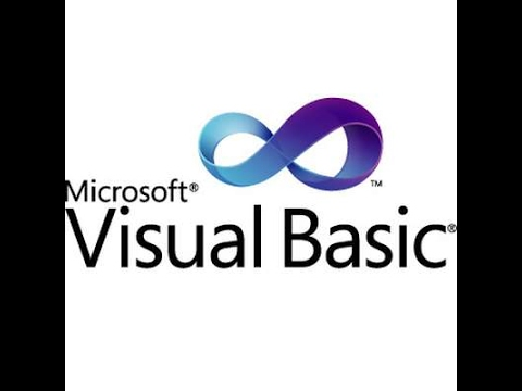 How to create a  database Visual Basic