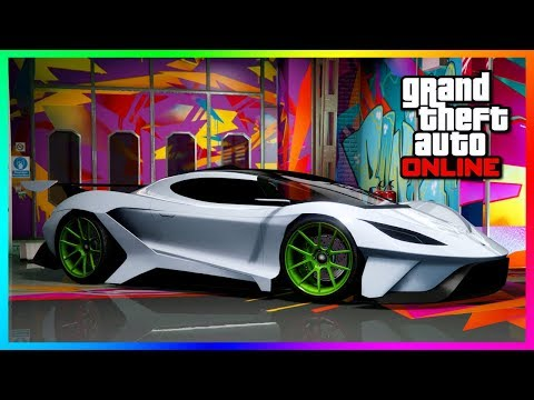 GTA Online NEW Super Car & DLC Vehicles Releasing - FREE Rare Items, Content Update + MORE! (GTA 5)