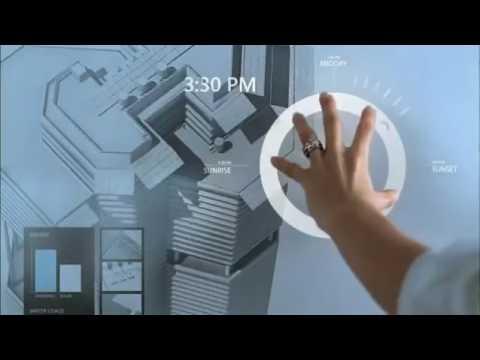 Pranav Mistry's Sixth Sense and Microsoft's Productivity Future Vision
