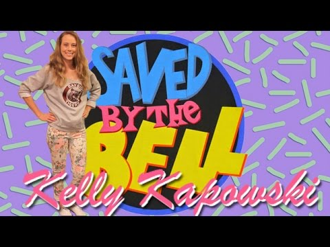 DIY Saved by the Bell Kelly Kapowski Halloween Costume | ArtsyPaints