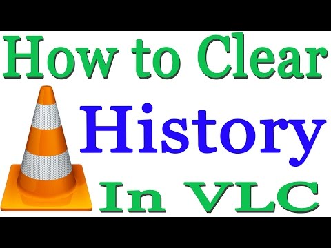 How to Clear History In VLC Media Player