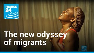 Video: From Brazil to Canada, the new odyssey for African migrants