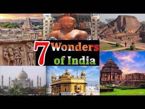 भारत के सात आश्चर्य - 5 wonders of the india in hindi - भारत के 5 रहस्यमय स्थान -