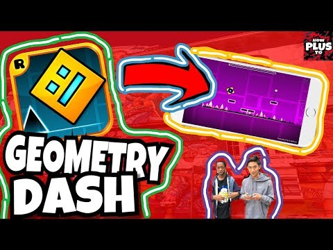 How To GET Geometry Dash For FREE On ANY IOS Device !! (No Jailbreak) (2017)