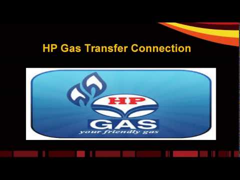 HP Gas Transfer Connection