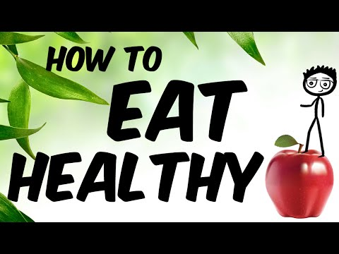 How to Eat Healthy, Lose Weight, and Feel Awesome!