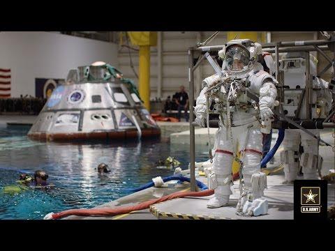 Inside the Army Astronaut Program