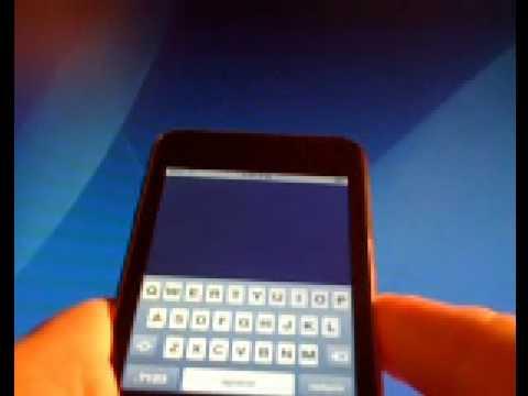 RedSn0w iPod Touch 2G Jailbreak