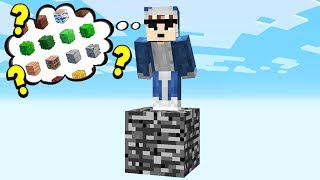 MINECRAFT WITHOUT ANY BLOCKS!
