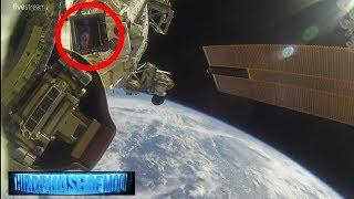 Strange Alien Species Caught Inside ISS? NASA Cut