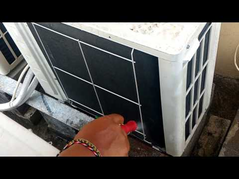 How to cleaning your AC split