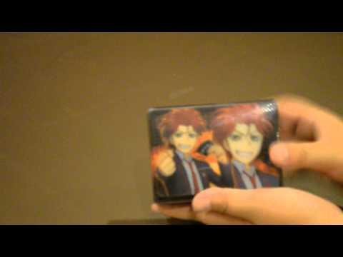 Cardfight vanguard naoki deck box