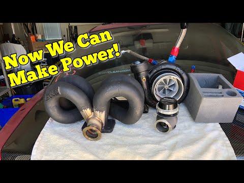 New Turbo Manifold Setup!! || 700hp Bound