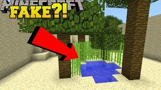 Minecraft: THIS IS FAKE?!? - Find The Button Ultimate - Custom Map