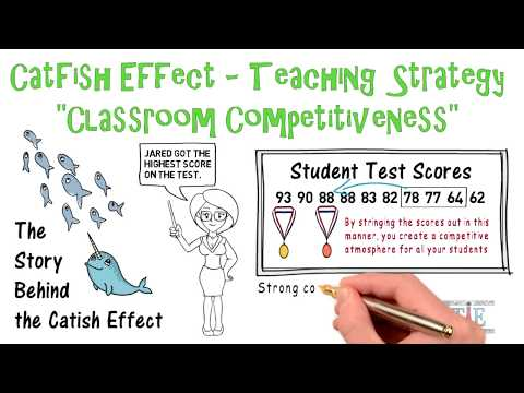 The Catfish Effect: Teaching Strategy #6