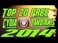 Best Top 20 Ios 712 Free Cydia Tweaks Pangu April 2014 Iphon