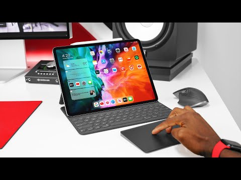 2020 iPad Pro Review: It's... A Computer?!