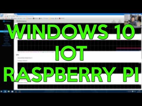 Présentation | Windows 10 IOT Raspberry Pi |HD Français