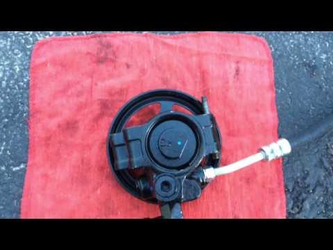 Diagnosing Power Steering Leak & Replace Power Steering Pump In 2003 Ford F150