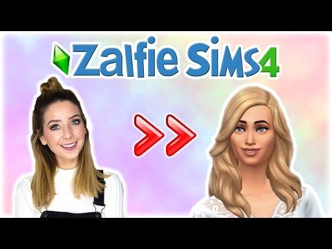 Creating Zoe | Zalfie Sims Edition [3]