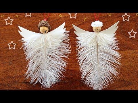 Christmas Ornaments | Christmas Angel - Ana | DIY Crafts