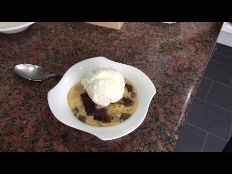 Cookie Dough Ice Cream (Desert Parlour Style)
