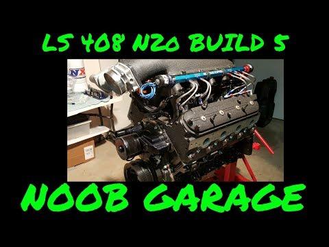 LQ4 408 Stroker Nitrous Build episode 5