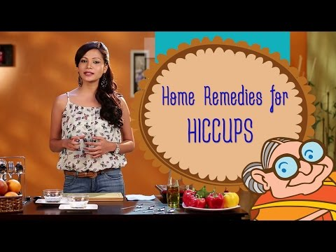Hiccups - Causes, Home Remedies and Treatment - How To Get Rid Of Hiccups