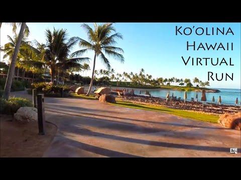 Ko Olina Hawaii Virtual Run