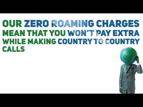 Lycamobile Presents 'No Roaming Charges'