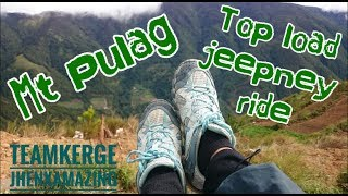 Road To Mt. Pulag