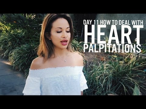 30 day challenge day 11I How To Deal With Heart Palpitations I Pulmonary Hypertension