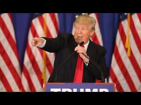 Donald Trump's entire Michigan victory speech (Full ...