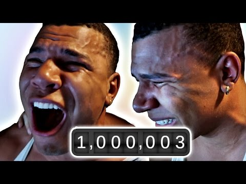 ONE MILLION SUBSCRIBERS!! (LIVE REACTION + HUGE GIVEAWAY)