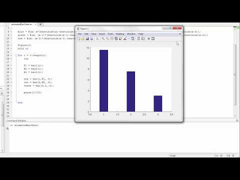 MATLAB - How to make an animated Bar Chart with Color Interpolation
