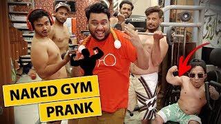   GYM PRANK Part 4   By Nadir Ali & Team In P4 Pakao 2019