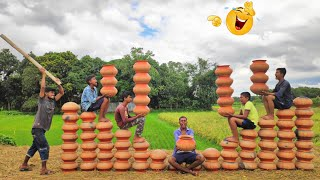 Must Watch Comedy Video 2020 | Try Not To Laugh _ Famous Emon