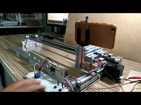 Stepper Motor Speed and Direction Control with the Arduino