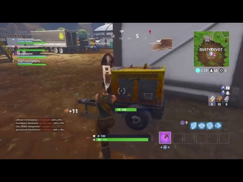 FASTEST BUILDER ON CONSOLE   24,000+ Kills / Road to Level 100