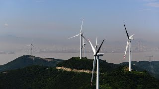 China steps up efforts to transition to clean energy