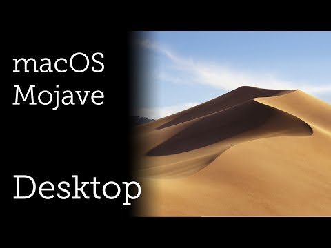 Wallpapers for macOS Mojave