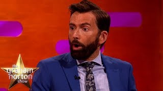 David Tennant Doesn't Know About Sexting    The Graham Norton Show