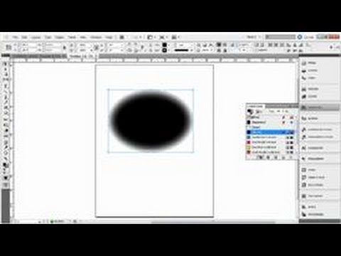 Adobe InDesign Tips : How to Blur Object Edges in InDesign