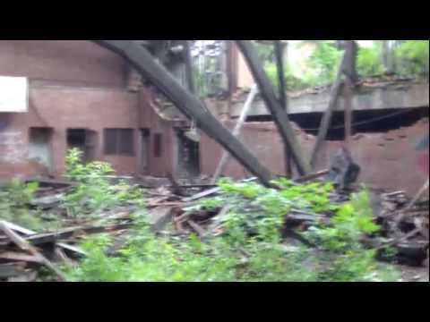 Abandoned City Methodist Church in Gary, Indiana - June 2011. Urban Exploration / UrbEx.