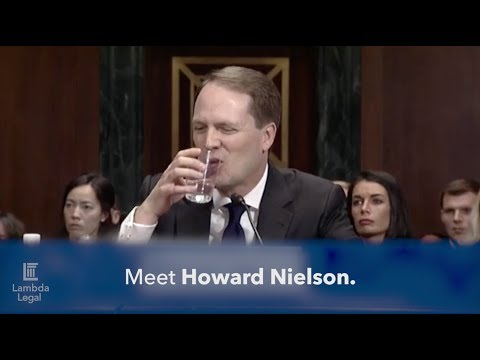 Trump Nominee Howard Nielson Attacked a Federal Judge Because He Was Gay